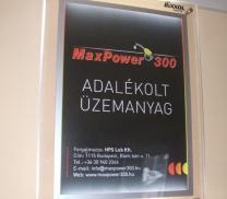 Sóstó Petrol Kft., Nyíregyháza - MaxPower üzemanyag adalékot használó benzinkút